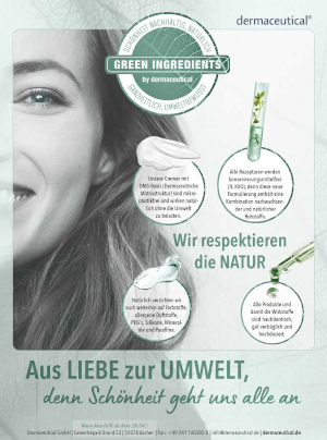 Kosmetikstudio Heilbronn Umweltschutz