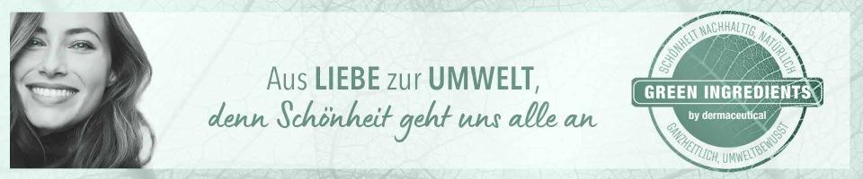 Kosmetikstudio Heilbronn Green Ingredients